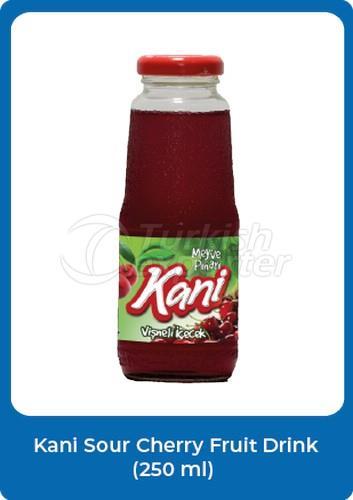 Kani Sour Cherry Fruit Drink