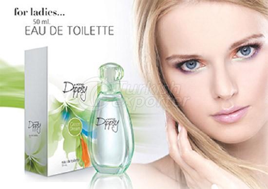 Dippsy edt for Women 50 ml bottle
