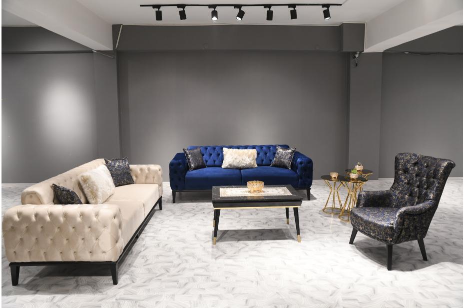 Violet Model Sofa Set