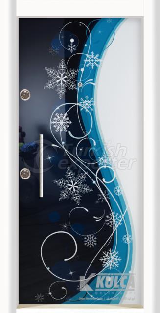 S-5027 ( HIGH STEEL DOOR