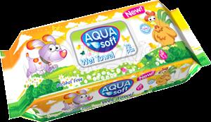 Aquasoft Wet Towel