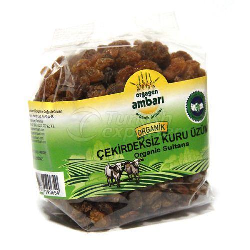 Organic Sultana 250