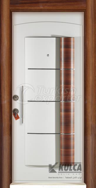 Z-9058 (Эксклюзивная стальная дверь)