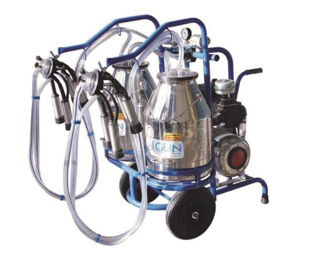Milking Machines VT2-2T