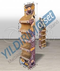 Cardboard Stand