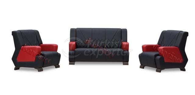Zero Sofa Set