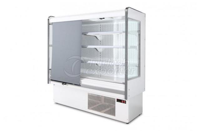 Milk Product Refrigerators