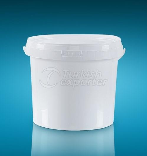 Round Packages Bucket 9LT
