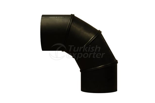 HDPE Segmented 90 Elbow