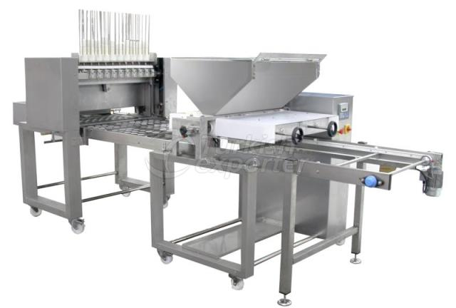 MUFFINS AND CUP-CAKES MACHINES