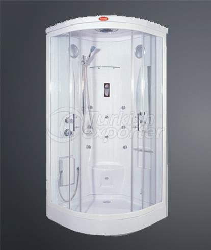 Systèmes de douche compacts C-2007