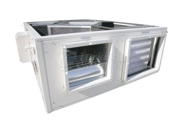 Duct Type Heat Recovery Units