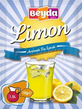Lemon Flavored Powder Drink