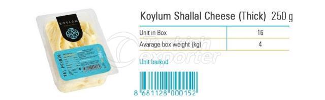 Koylum Shallal Fromage Épais 250g