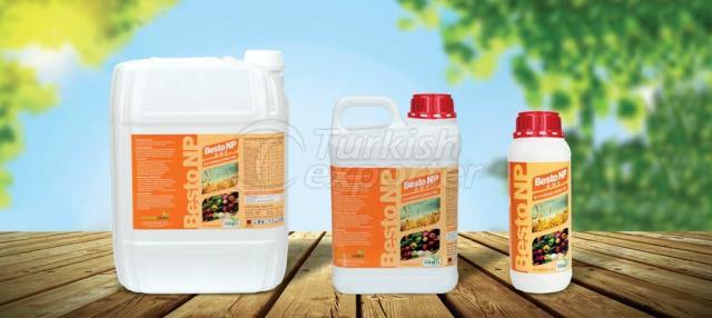 Liquid Fertilizers - BESTO – NP