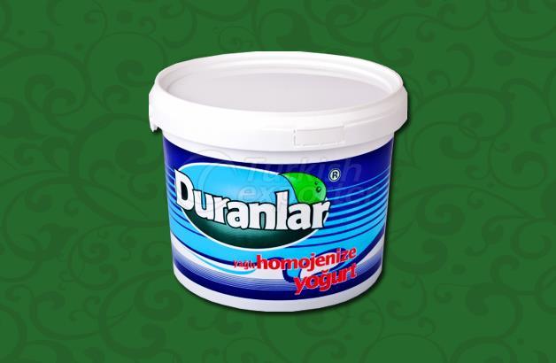 Homogenized Yogurt 5000 G