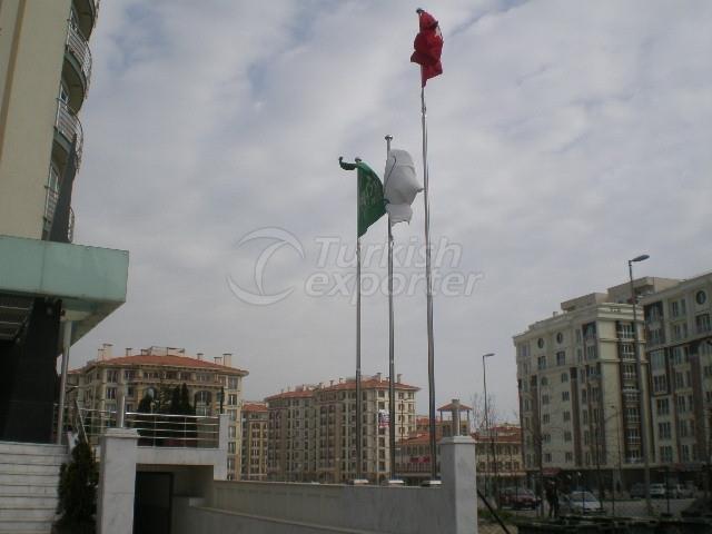 Mastros de bandeira FP04