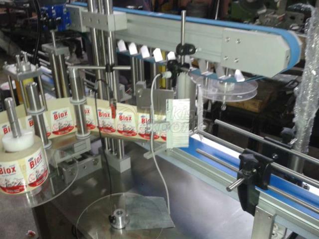 Etiketleme Makinaları