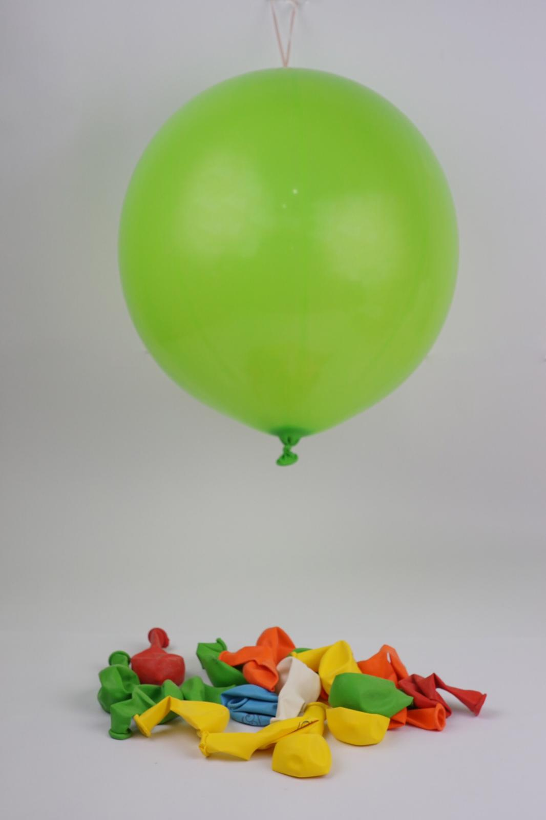 Mexo Punch Balloons 450 g with rope