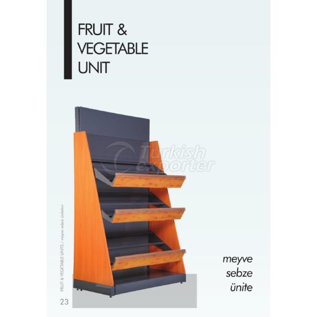 Meyve Sebze Ünitesi