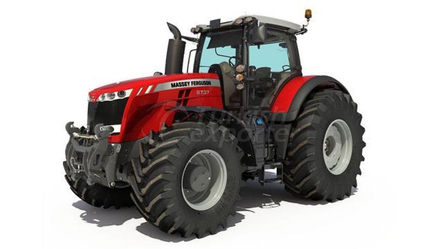 MF 8700 - 290-400 HP