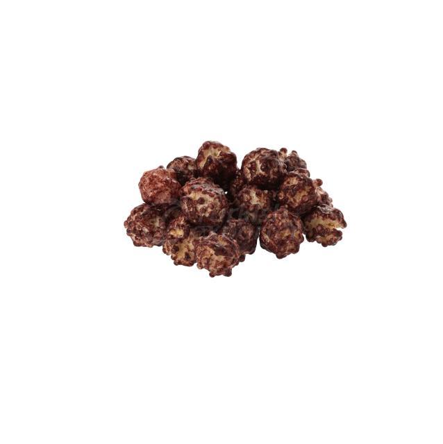 Pomegranate Chocolate Chickpeas