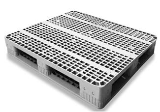 Plastic Pallet 1300*1100*150/Monobloc Perforated