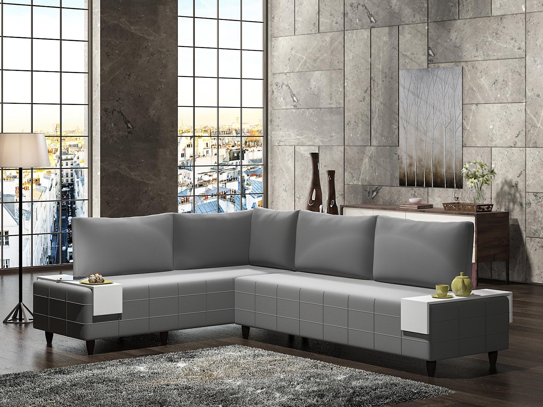 Inferno Corner Sofa Set
