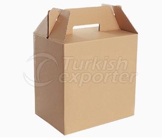 Locked Bag Box