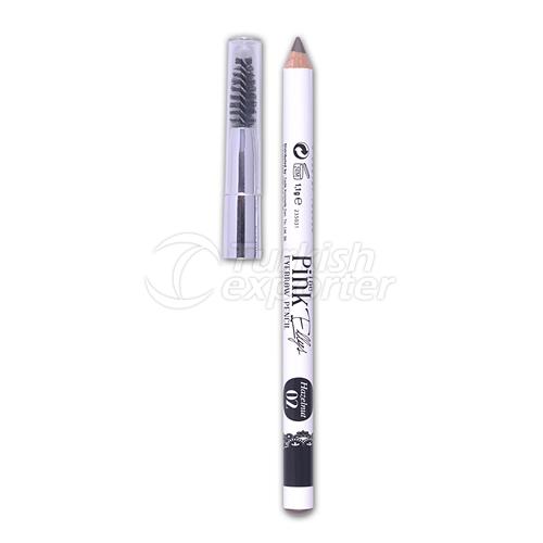 Crayon à sourcils noisette