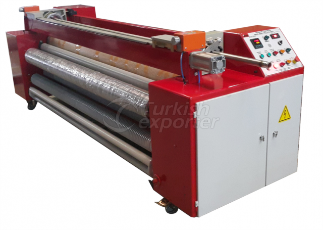 Single Head Rotation Printing Machine