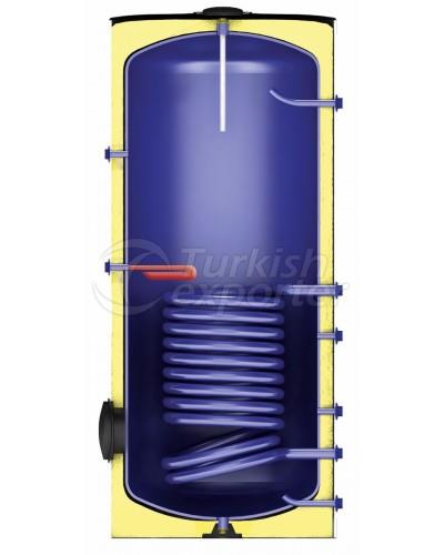 Single Serpentine Boiler - Apamet BOT-1500 LT