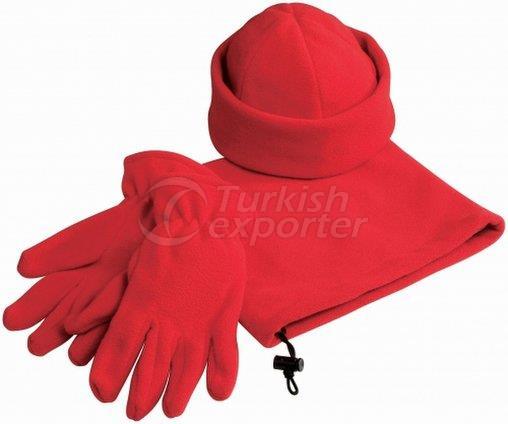 Polar Beret Gloves Us Basic 11100600