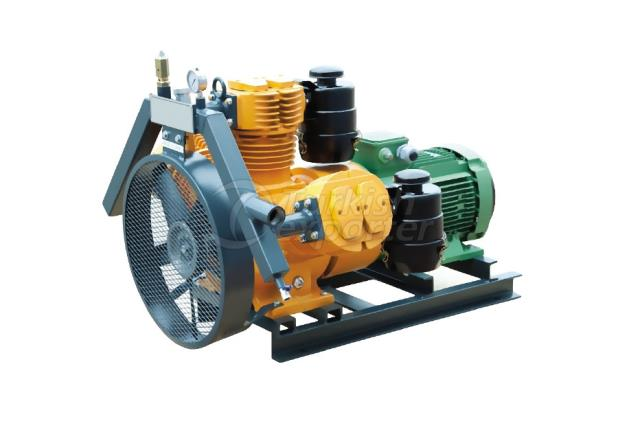 UC72 7200 Lt Electrical Compressor