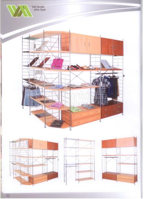 STORE RACK SYSTEMS
