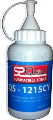 Toner Powder HP 1215 (CB541) CY