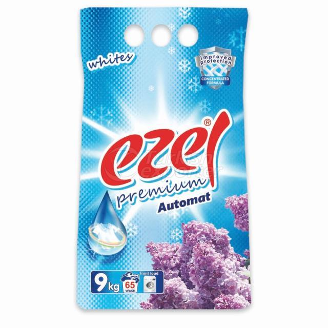 Ezel Automat Powder Detergent White 9 Kg
