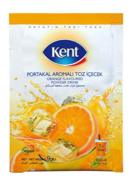 Kent Orange Powder Drink