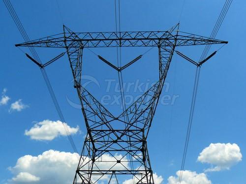 Enerji Iletim Hat Direkleri