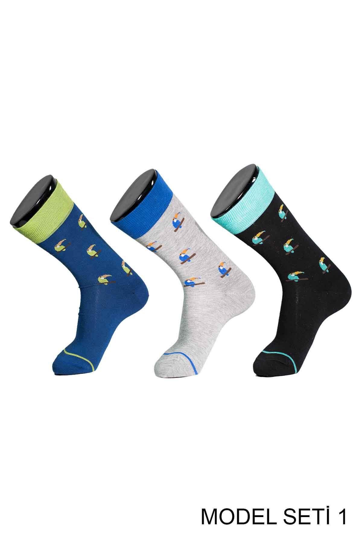 Man Socks CBON0404