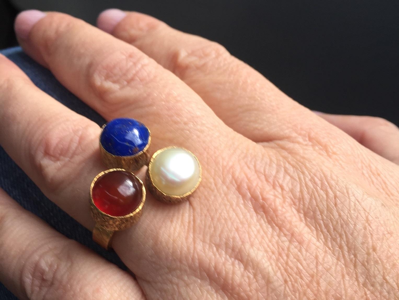 Handmade Brass Rings