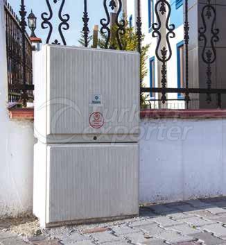 S300 Natural Gas Service Box