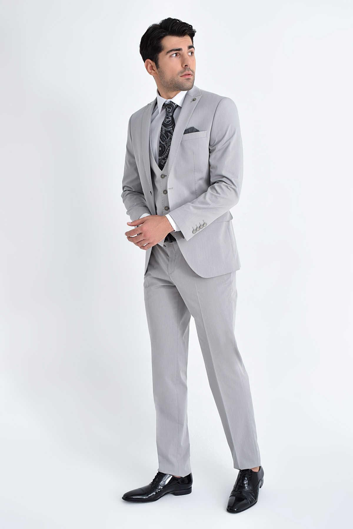 Slim Fit Groom_s Suit 33202019C002