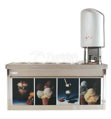 Ice Cream Machine UDM 40 C4D