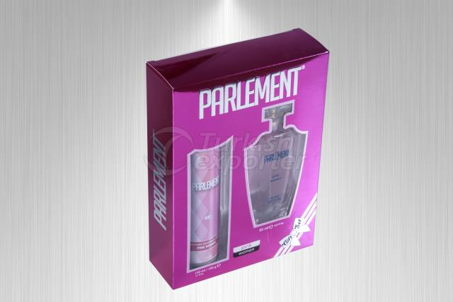 Womens Perfume Set