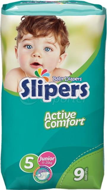 Baby Diapers Slipers --693205