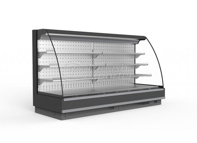 Refrigerated Cabinet Semi-Vertical  FALCON
