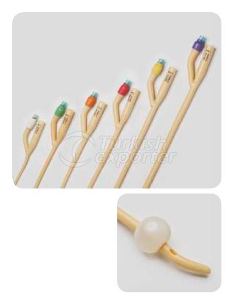 Foley Catheter Tiemann Type
