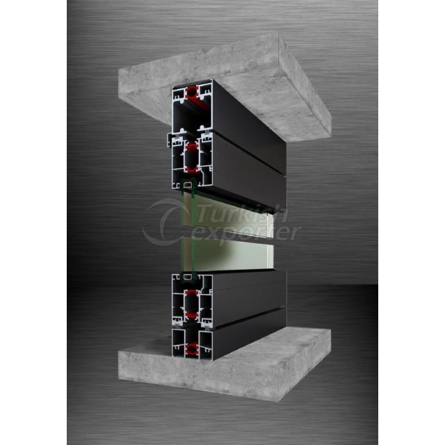 Folding Door Systems FDT62