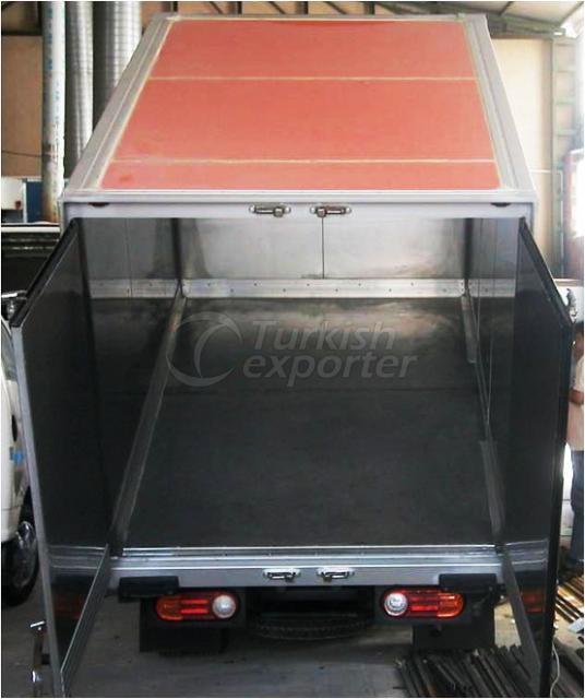Medical Waste Vehicle